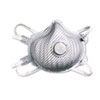 Moldex N99 Adjustable-Strap Single-Use Particulate Respirator, One Size Fits Most (MLX2315N99)