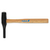 Jackson 69201 Backing-Out Punch Hammer, 2.25lb, 1 dia, 16 Hickory Handle (JPT1150300)