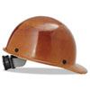 Msa Skullgard Hard Hats with Ratchet Suspension, Stand. Size 6 1/2 - 8, Natural Tan (MSA475395)