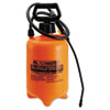 R. L. Flomaster Acid-Resistant Sprayer Wand w/Nozzle, 2gal, Polyethylene, Orange/Black (RLF1992A)