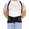 Allegro Economy Back-Support Belt, Small (ALG717601)