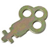San Jamar Metal Key For Metal Dispensers T800, T1905, T1900, T1950, T1800, R1500 (SJMN13EZ)