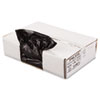 Pitt Plastics Linear Low Density Can Liners, 43 x 47, Black (PNL518)