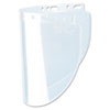 Fibre-Metal By Honeywell High Performance Face Shield Window, Wide Vision, Propionate, Clear (FBR4178CL)