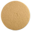 3M Ultra High-Speed Floor Burnishing Pads 3400, 20, Tan (MMM05606)
