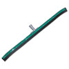 Unger Aquadozer Heavy Duty Floor Squeegee, 36 Blade, Green/Black Rubber, Curved (UNGFP90C)