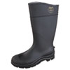 Servus By Honeywell CT Safety Knee Boot with Steel Toe, Black (SVS1882111)