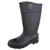 Servus By Honeywell CT Safety Knee Boot with Steel Toe, Black (SVS188218)