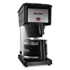 Bunn 10-Cup Pour-O-Matic Coffee Brewer, Black (BUNBXB)