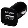 Energizer Car Charger with Cable, Car Outlet/Apple-Certified Dock Connector (EVEPC1CAT)