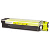 Media Sciences MDA40036 Compatible, New Build, 43865717 Laser Toner, 6,000 Yield, Yellow (MDA40036)