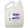 Gojo White Coconut Skin Cleanser, Liquid, Coconut Scented, 1gal Bottle (GOJ181204)