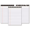 Tops Fashion Legal Pads with Assorted Headtapes, 8-1/2 x 11, 50 Sheets/Pad, 6 Pads/Pk (TOP30493)