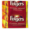 Folgers Coffee, Fractional Pack, Classic Roast, 1.5 oz, 42 per Carton (FOL06430)
