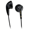 Maxell EB-95 Stereo Earbuds, Black (MAX190560)