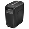 Fellowes Powershred 60Cs Light-Duty Cross-Cut Shredder, 10 Sheet Capacity (FEL4606001)
