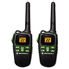 Motorola Talkabout MD220R GMRS Two-Way Radios, 1 Watt, 22 Channels, 2/Pack (MTRMD200R)