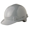 Kimberly-Clark Professional* JACKSON SAFETY SC-6 Head Protection, 4-pt Ratchet Suspension, Gray (JAK14842)
