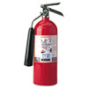 Kidde ProLine Pro 5 Carbon Dioxide Fire Extinguisher, 15lb, 5-BC (KID466180)