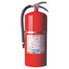 Kidde ProPlus Multi-Purpose Dry Chemical Fire Extinguisher, 33lb, 20-A, 20-BC (KID468003)