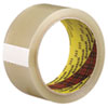 3M Scotch 311 Box Sealing Tape, Clear, 48mm x 100m (MMM2120088292)