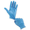 Memphis Nitri-Shield Disposable Nitrile Gloves, Blue, Extra Large (MPG6025XL)