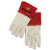 Memphis Mustang Mig/Tig Welder Gloves, Tan, Extra Large (MPG4950XL)