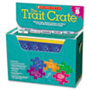Scholastic Trait Crate, Grade 8, Six Books, Learning Guide, CD, More (SHS0545318645)