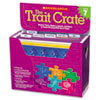 Scholastic Trait Crate, Grade 7, Six Books, Learning Guide, CD, More (SHS0545318637)