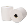 Wausau Paper Hardwound Roll Towels, 800ft x 8, White, 6/Carton (WAU45700)