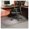 ES Robbins 46x60 Rectangle Chair Mat, Multi-Task Series AnchorBar for Carpet up to 3/8 (ESR128371)