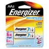Energizer Advanced Lithium Batteries, AA, 2/Pack (EVEEA91BP2)