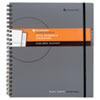At-A-Glance Planning Notebook With Reference Calendar, Gray, 9 1/4 x 11 (AAG70620930)