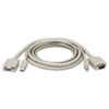 Tripp Lite KVM Cable Kit, 6 ft, USB/HD15, Gray (TRPP758006)