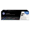 Hp CB540AD (HP 125A) Toner Cartridge, 2,200 Page Yield, 2/Box, Black (HEWCB540AD)