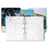 Day-Timer Coastlines Dated Two-Page-per-Day Organizer Refill, 8-1/2 x 11 (DTM133801401)