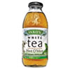 Inko's Ready-To-Drink Unsweetened Hint 'O Mint White Tea, 16 oz Bottle, 12/Carton (IKST2)