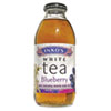 Inko's Ready-To-Drink Blueberry White Tea, 16 oz Bottle, 12 per Carton (IKST4)