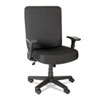 Alera Plus XL Series Big & Tall High-Back Task Chair, Black (AAPCP110)