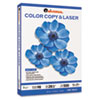 Universal Color Copy/Laser Paper, 98 Brightness, 28lb, 11 x 17, White, 500 Sheets/Ream (UNV96244)