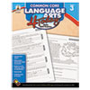 Carson-Dellosa Publishing Common Core 4 Today Workbook, Language Arts, Grade 3, 96 pages (CDP104598)
