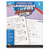 Carson-Dellosa Publishing Common Core 4 Today Workbook, Language Arts, Grade 2, 96 pages (CDP104597)