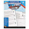 Carson-Dellosa Publishing Common Core 4 Today Workbook, Language Arts, Grade 4, 96 pages (CDP104599)