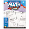 Carson-Dellosa Publishing Common Core 4 Today Workbook, Math, Grade 2, 96 pages (CDP104591)