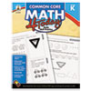 Carson-Dellosa Publishing Common Core 4 Today Workbook, Math, Kindergarten, 96 pages (CDP104589)