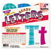Trend Ready Letters Playful Combo Pack, Assorted Colors, 4, 216 per Pack (TEPT79758)