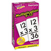 Trend Skill Drill Flash Cards, 3 x 6, Multiplication (TEPT53105)