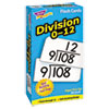 Trend Skill Drill Flash Cards, 3 x 6, Division (TEPT53106)