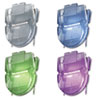 Advantus Fabric Panel Wall Clips, Standard Size, Assorted Metallic Colors, 20/Box (AVT75338)