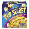 Pop Secret Microwave Popcorn, Movie Theatre Butter, 1.75 oz Bags, 10/BX (DFD28783)